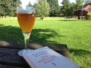 Hoe willen wij leven en een biertje