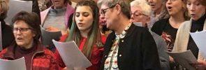Lenteconcert met Delftse burgemeester Marja Bijsterveldt
